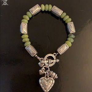 Brighton bracelet with real stones